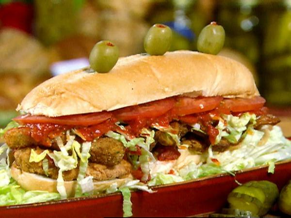 Paula Deen - Fat Darrell Sandwich