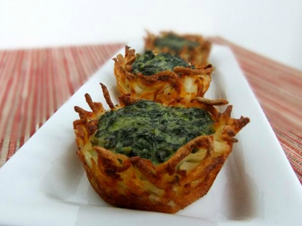 hashbrown nests