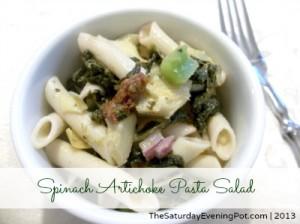 Food Blogger: Saturday Evening Pot
