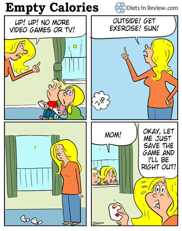 video game comic