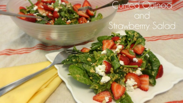 Colleen Fields - Strawberry Salad