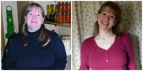 Kathie Lapcevic before after