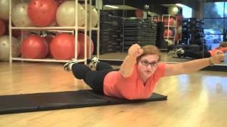 Floppy Fish Core Exercise