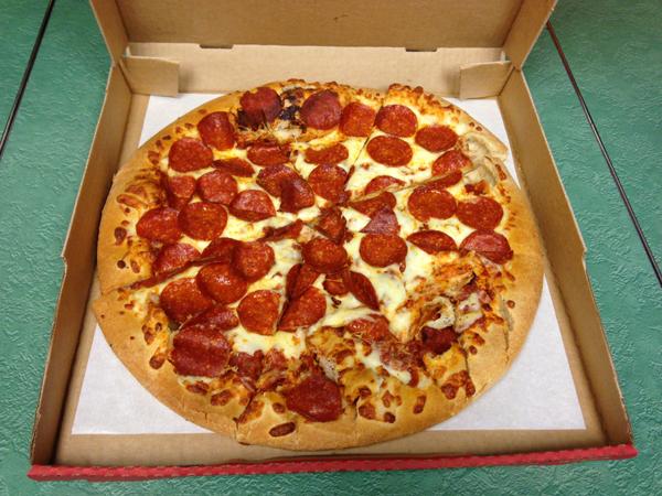 pizza hut school lunch pizza