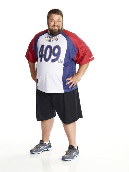 biggest loser david brown