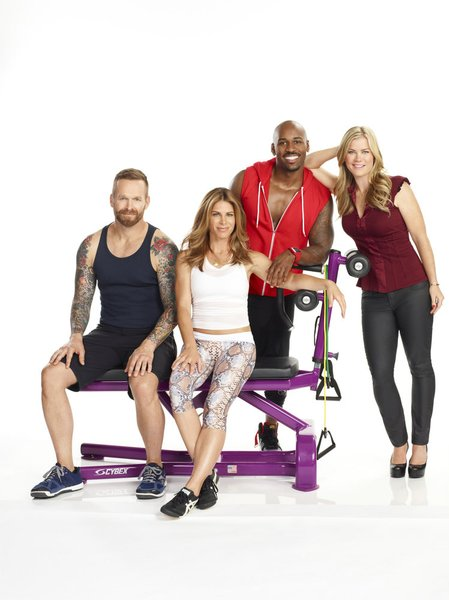 biggest loser trainers and alison sweeney