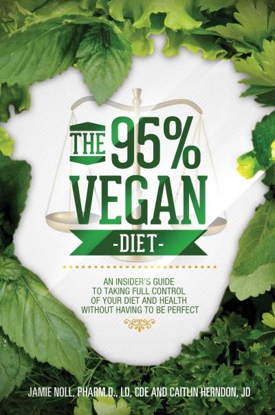 The 95 percent vegan diet