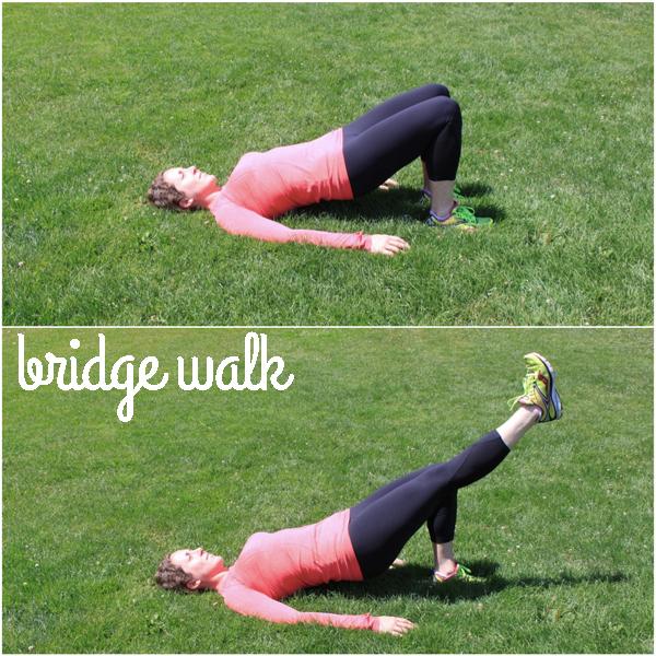bridge walk hotbird