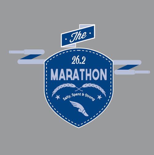 marathon tshirt