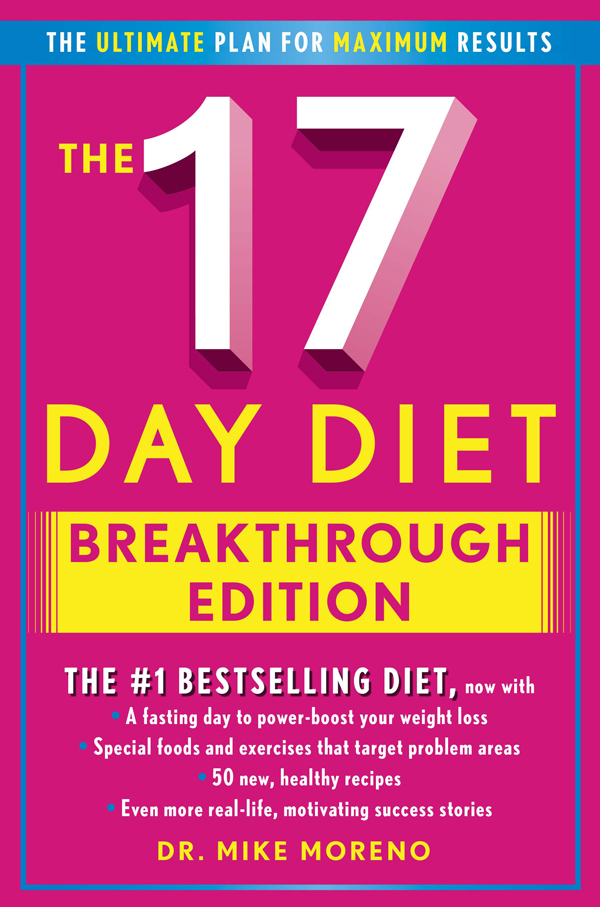 17 day diet breakthrough edition