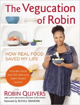 The Vegucation of Robin Quivers