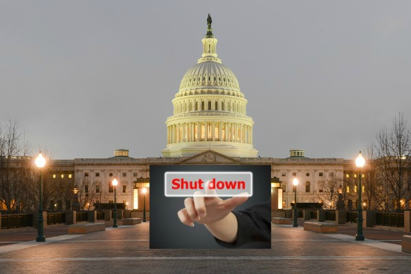 Congress Shut down