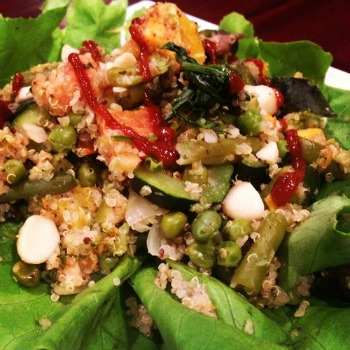 Thai Quinoa