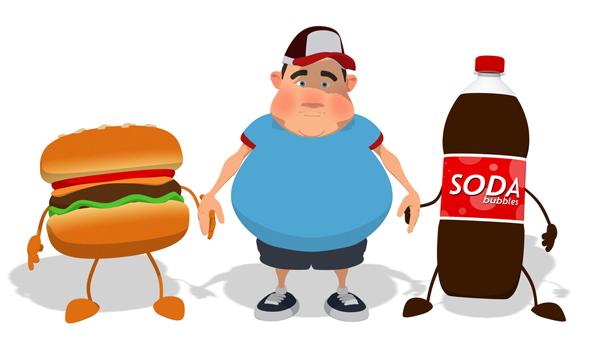 obesity soda