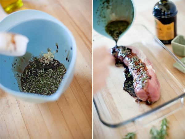 pork balsamic