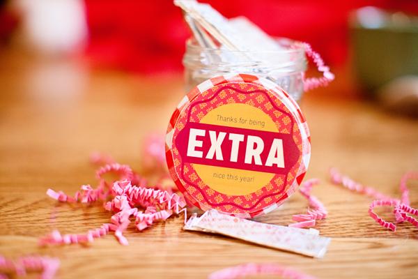 extra gum gift