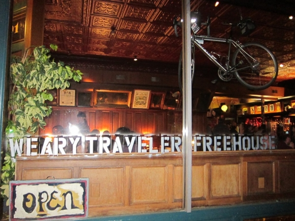 weary traveler freehouse