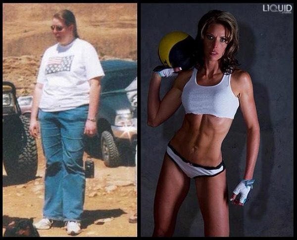 Jessica Crow Before After