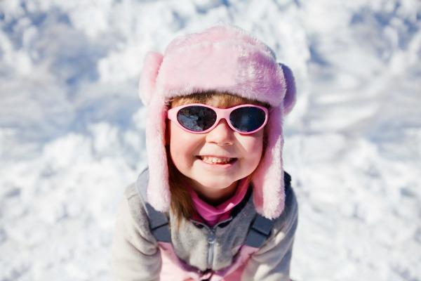 Snow eye protection