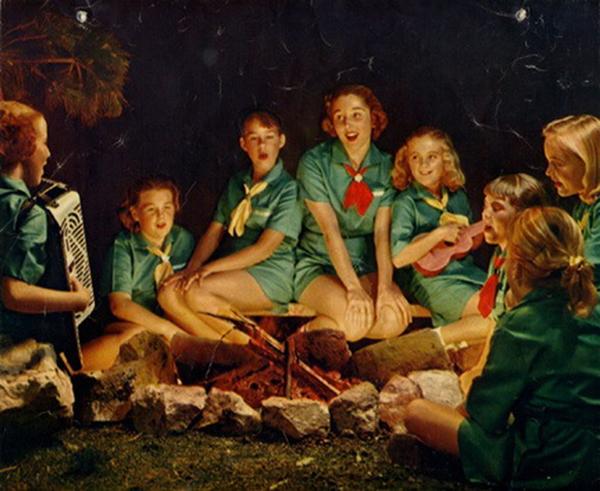 scouts smores