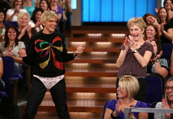 Ellen laugh