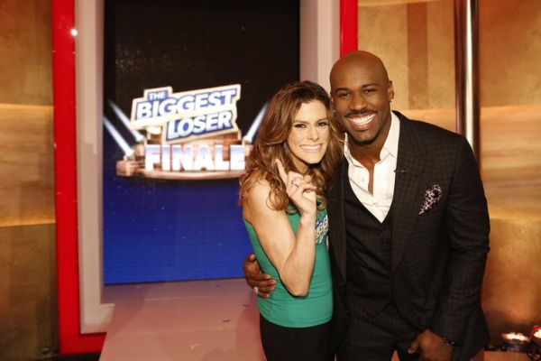 Rachel and Dolvett Biggest Loser Finale