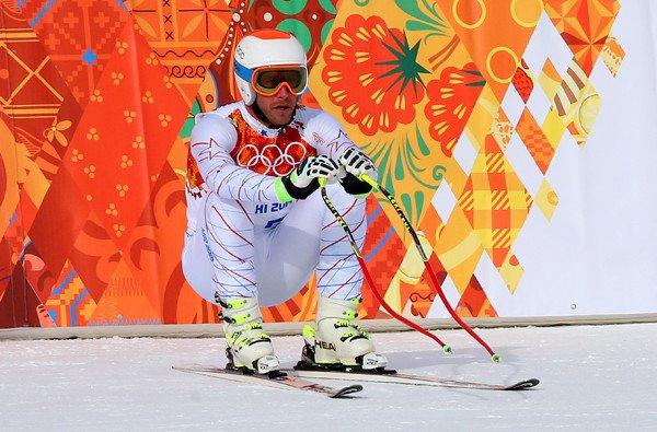Alpine Skiing - Winter Olympics Day 2