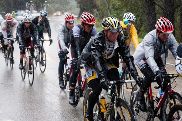rainy bike