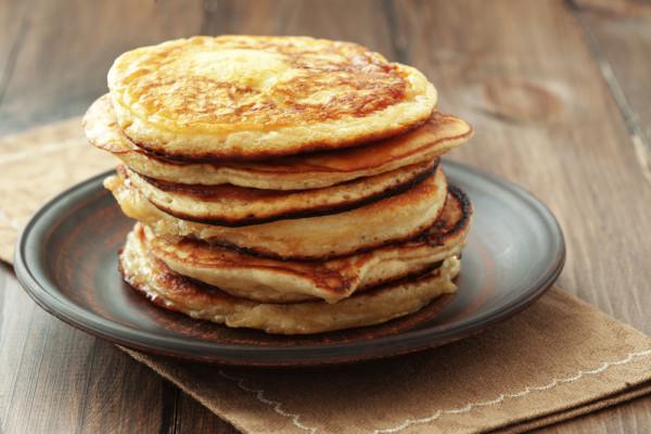 snack pancakes
