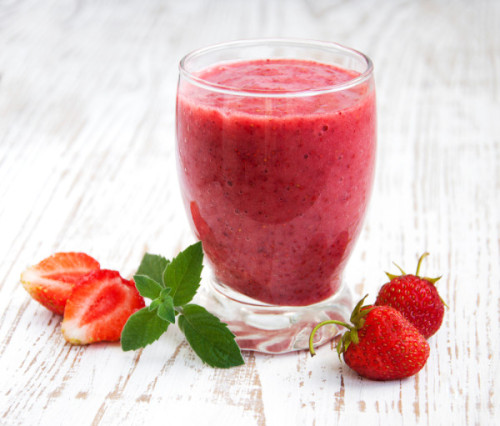 snack smoothie