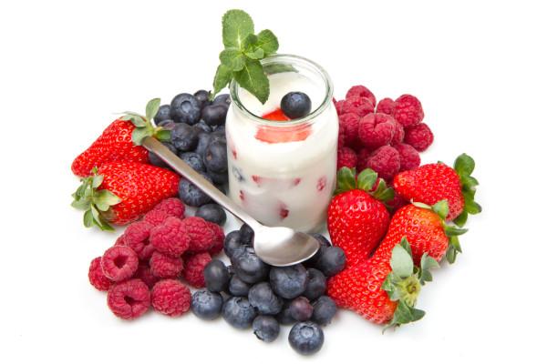 snack yogurt