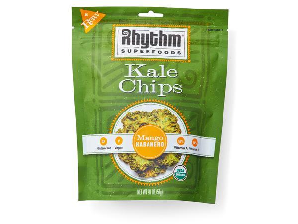 kale chips habanero