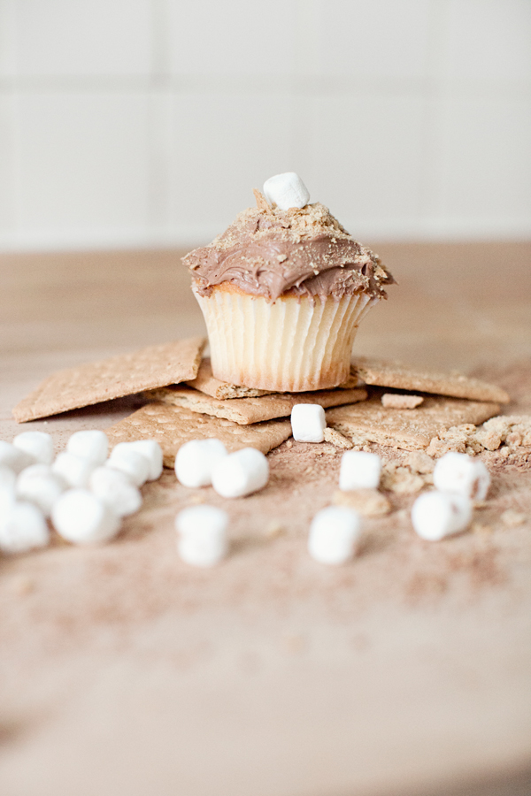 smore cupcake