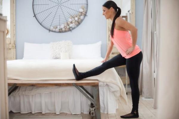 Back of Leg Stretch