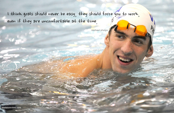 Phelps Goals Quote