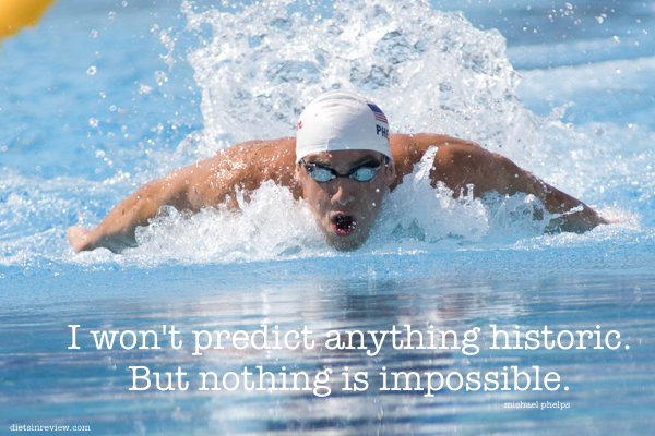 Phelps Impossible Quote