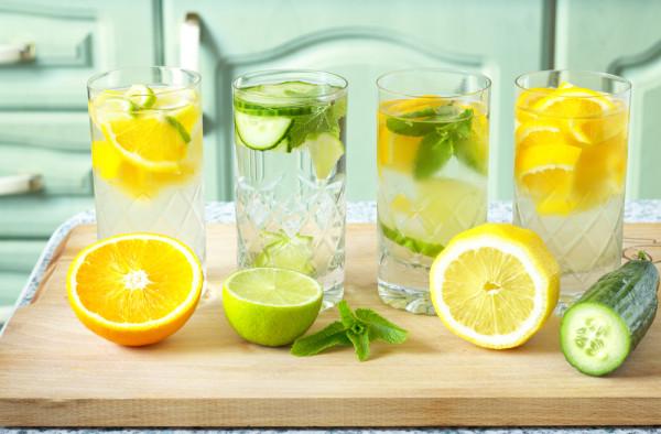 flavor water