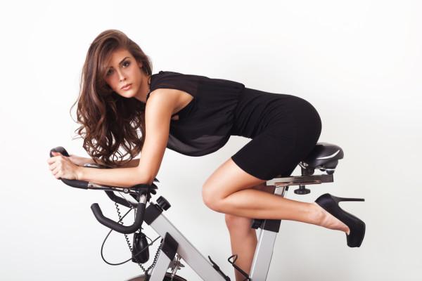 cycle heels