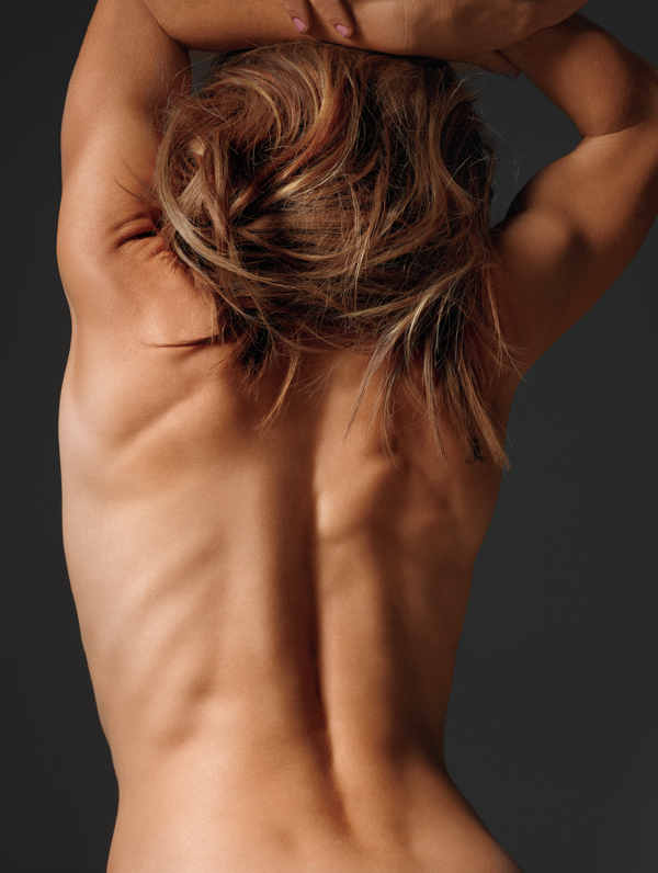 jillian michaels nude back