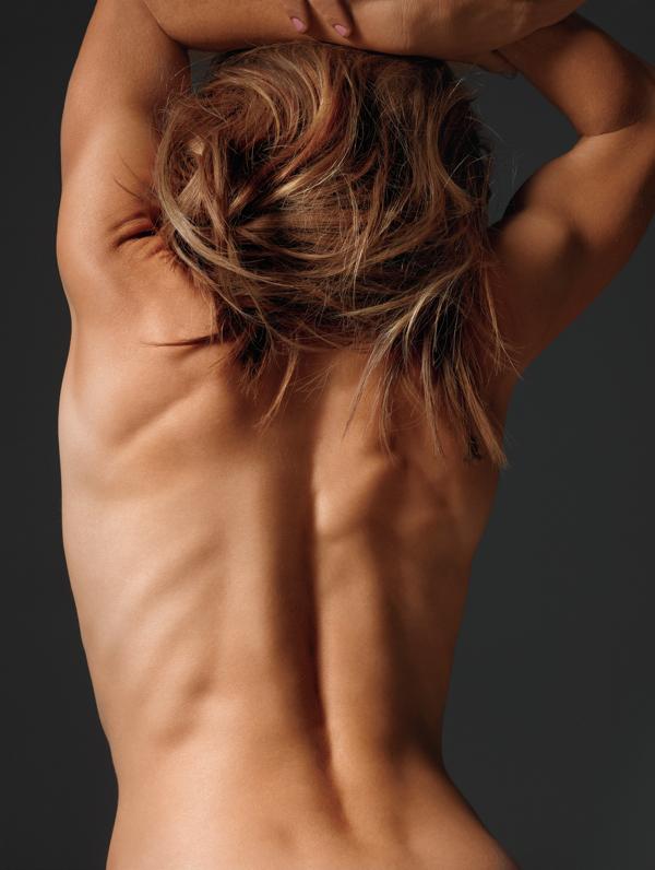 jillian michaels nude back