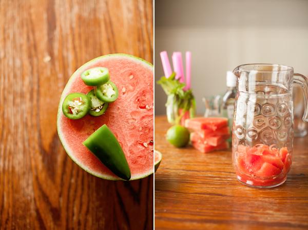 watermelon jalapeno mojito