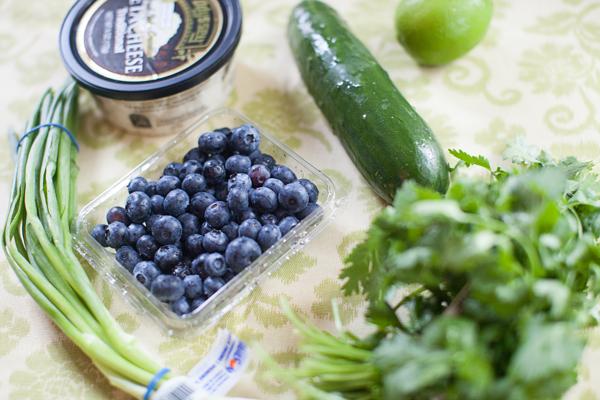 blueberry cucumber