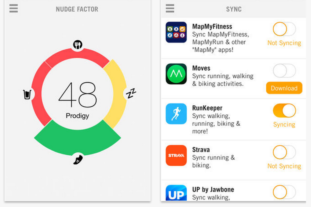 nudge-factor-synced-apps