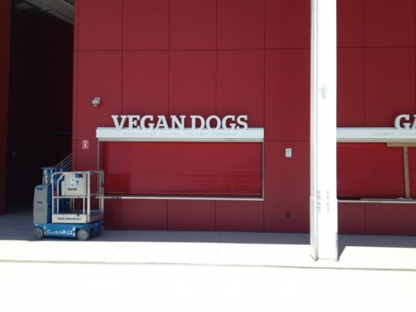 vegan dogs