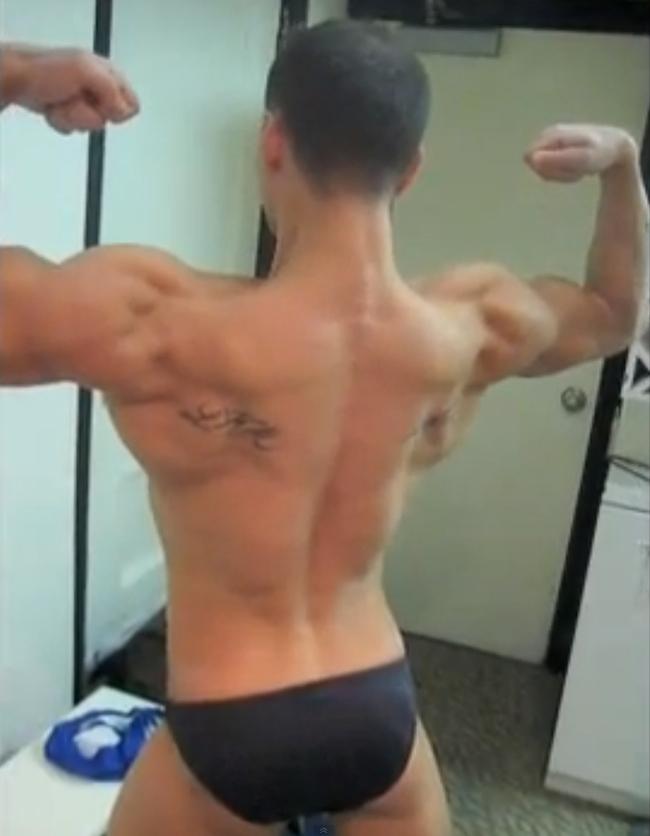 Matt McGorry bodybuilding