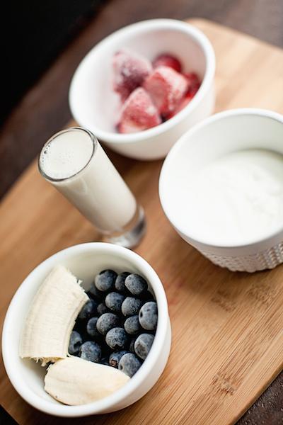 frozen fruit yogurt