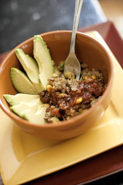 vegan sw breakfast scramble