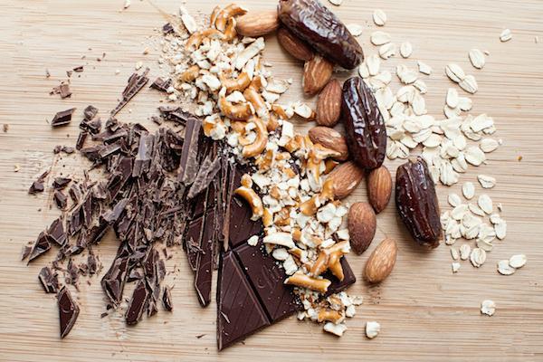 chocolate pretzel ball ingredients