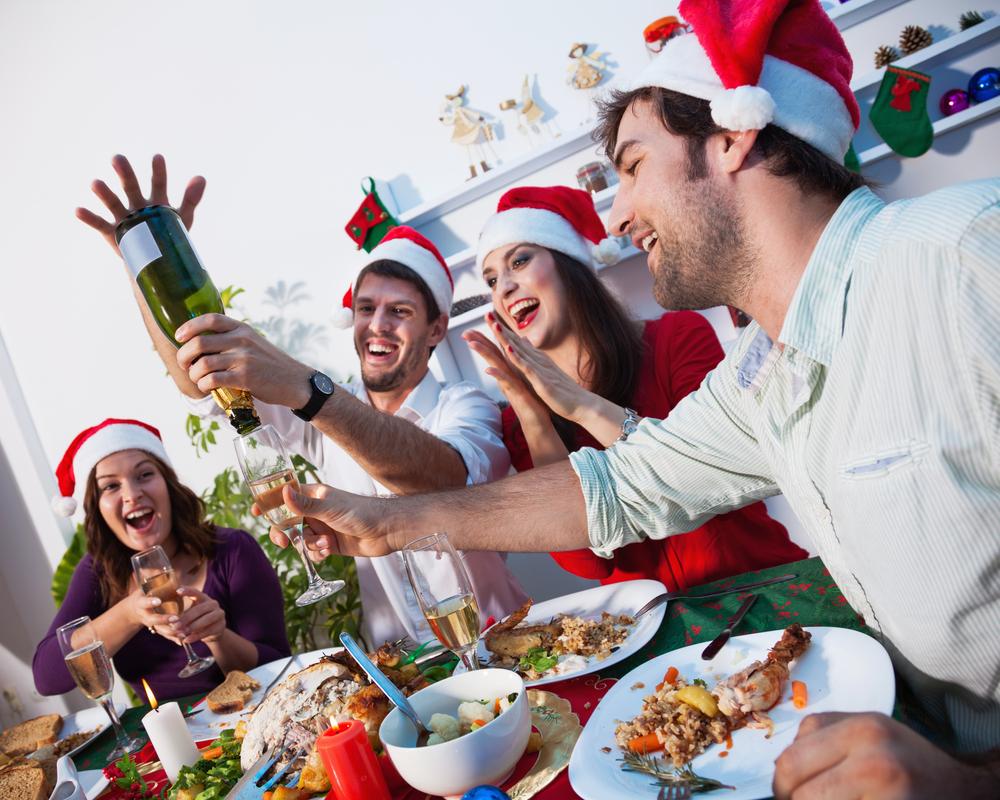 11 christmas wine