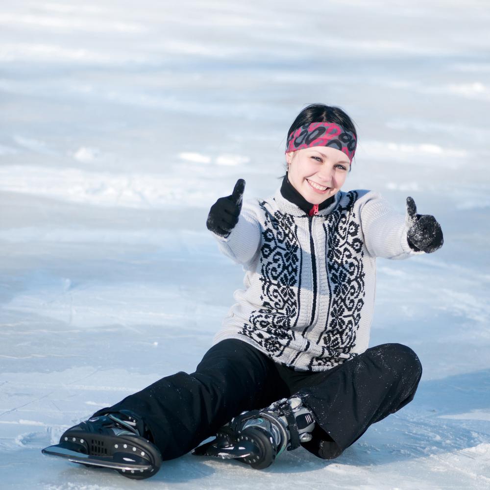 13 ice skater